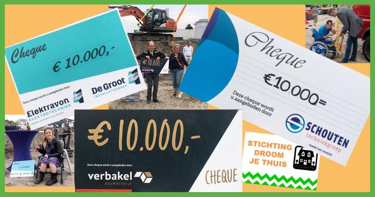 Collage cheque copy